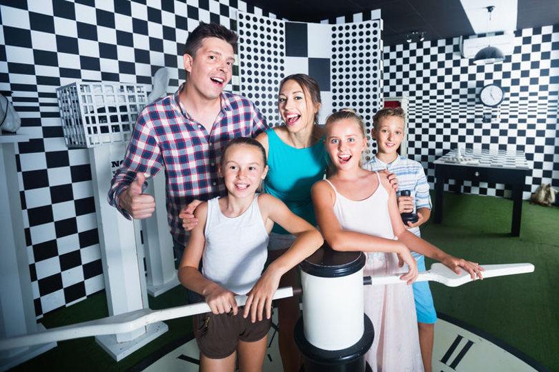 familia escape room